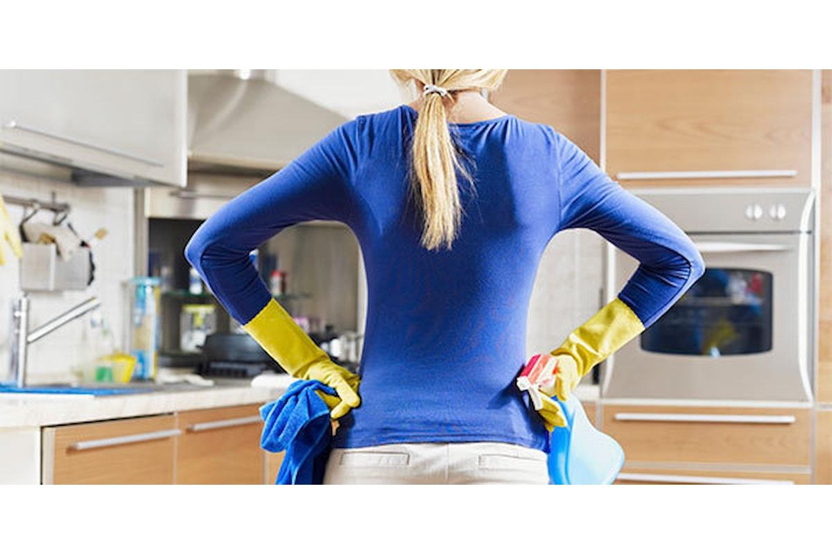 Come pulire a fondo la cucina