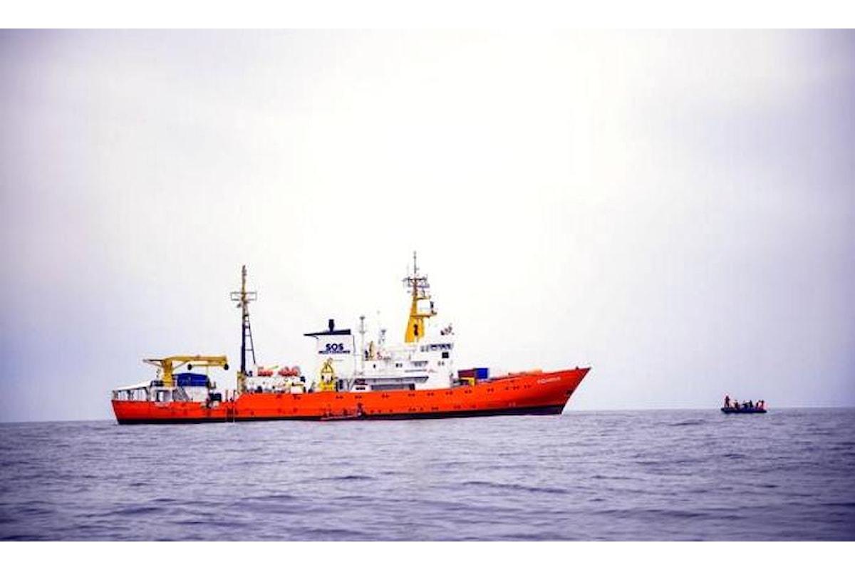 Schiaffo della Spagna all'Italia: la Aquarius attraccherà nel porto di Valencia