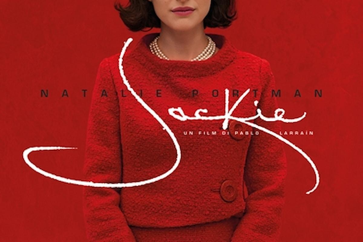Dal 23 febbraio al cinema anche il film JACKIE