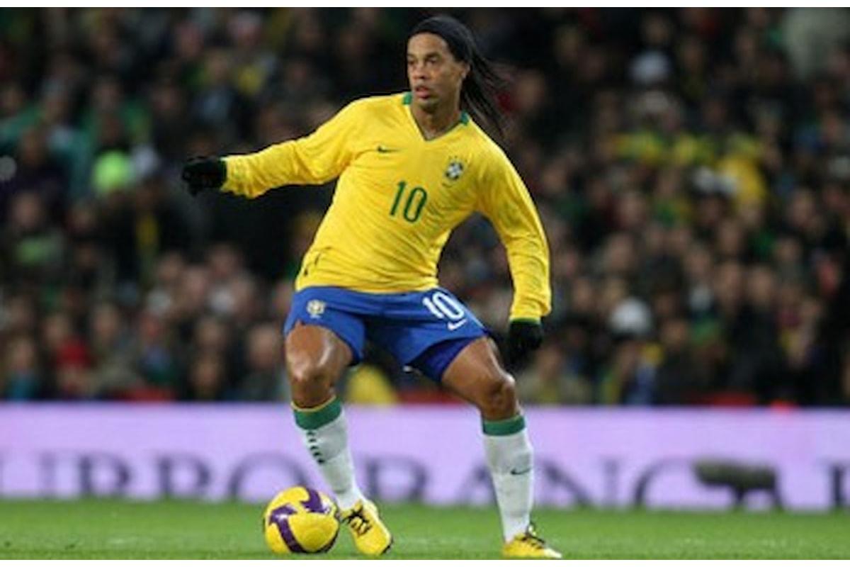 Che cos'è il dribbling? Ce lo spiega Ronaldinho