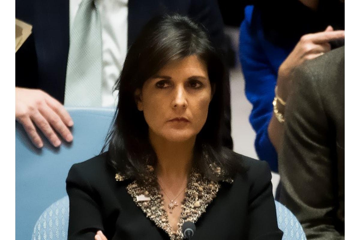 Gli Usa tagliano di 285 milioni di dollari i fondi destinati all'Onu