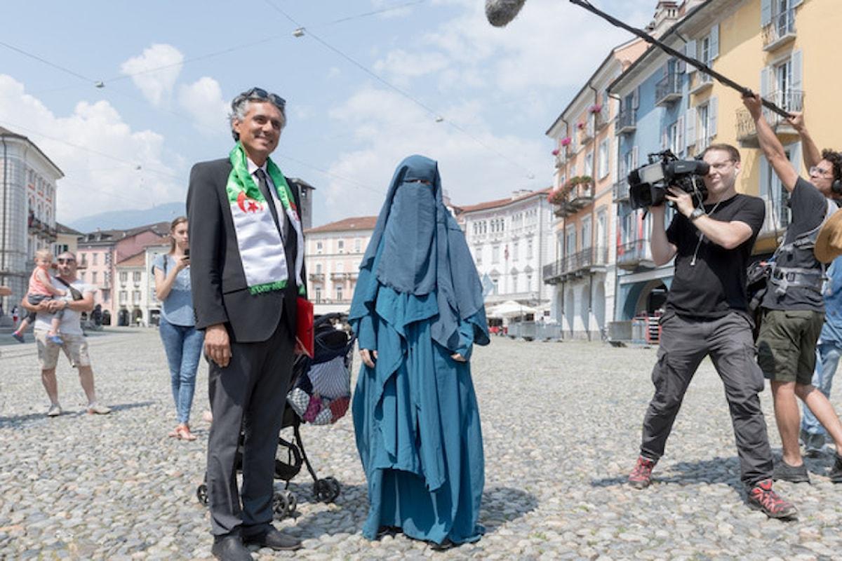 Burqa vietato in Canton Ticino: multata una donna a Locarno