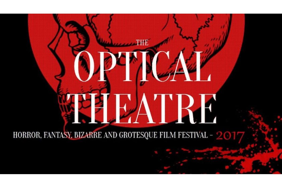 A Napoli la rassegna del cinema horror The Optical Theatre Festival