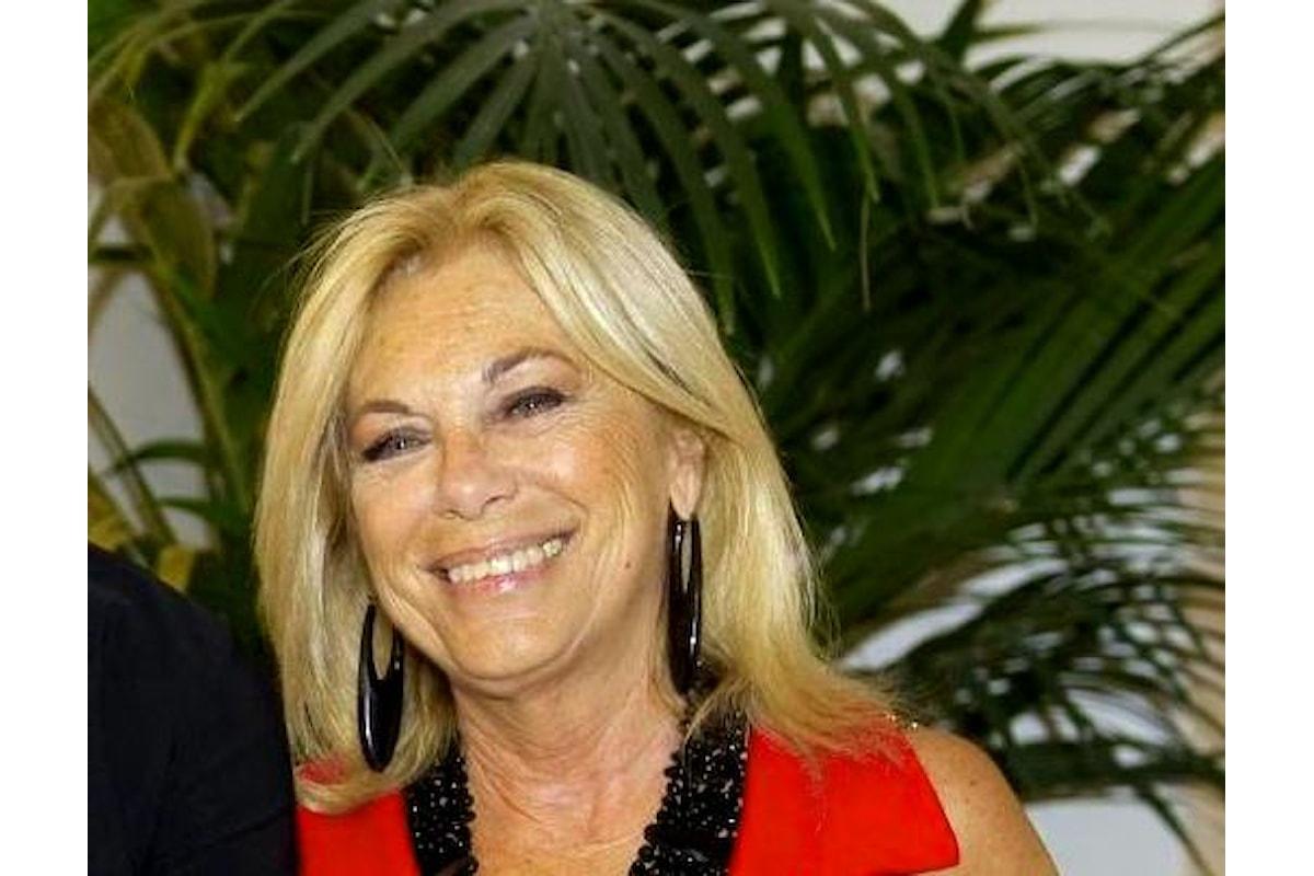 Rita Dalla Chiesa sarà la candidata del centrodestra a sindaco di Roma?