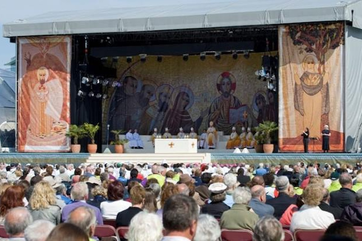 Papa Francesco in Irlanda il 25 e 26 agosto per l'Incontro Mondiale delle Famiglie