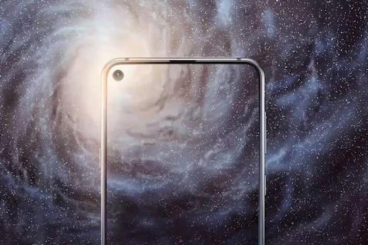 Samsung Galaxy A8s presentato ufficialmente: il primo smartphone con Infinity-O display