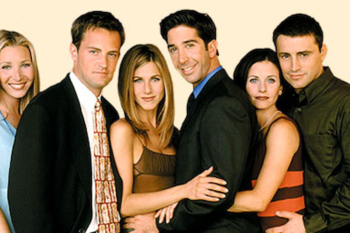 I protagonisti di Friends di nuovo insieme in tv il 21 febbraio