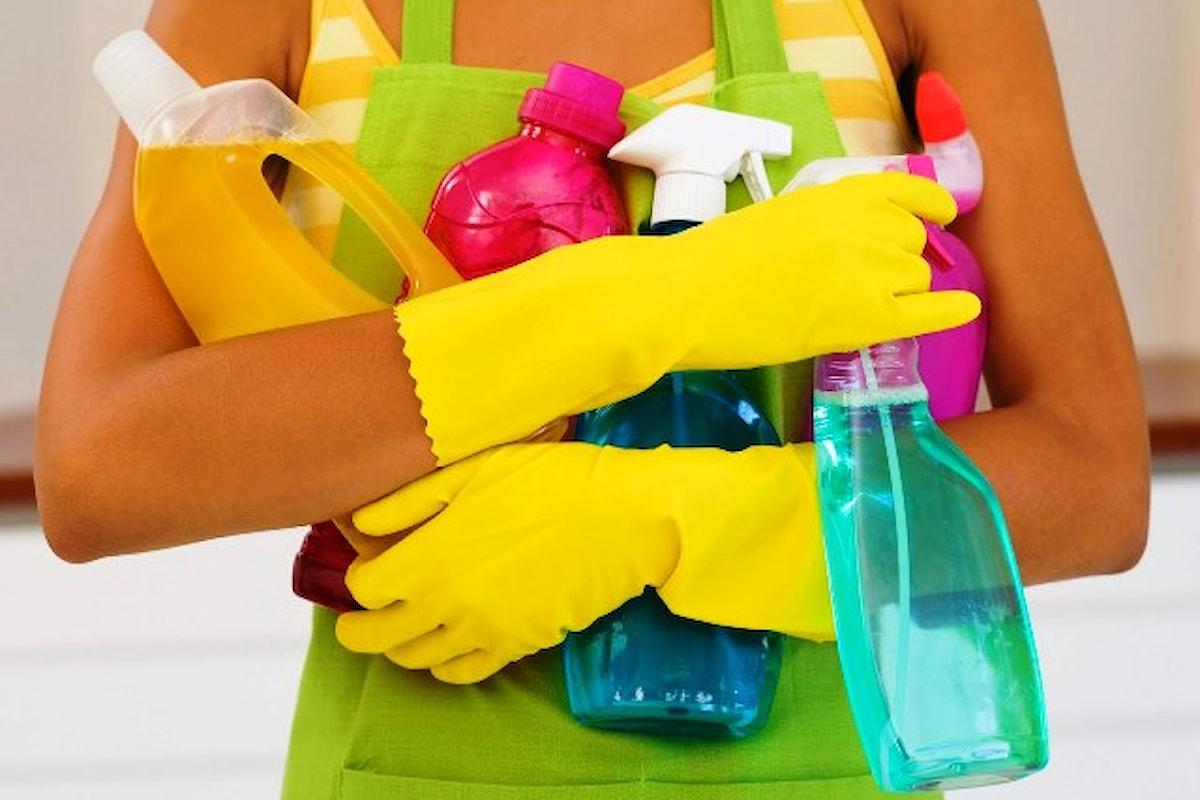 Come pulire le camere da letto