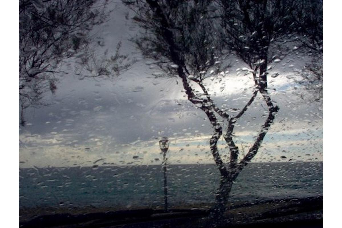 Allerta meteo in Campania per domenica 18 marzo: pioggia e temporali in gran parte della Regione
