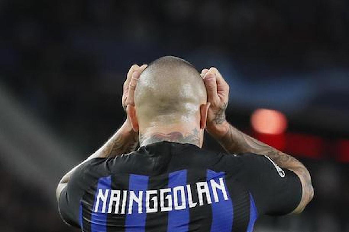 Nainggolan: che macello sto facendo qua...