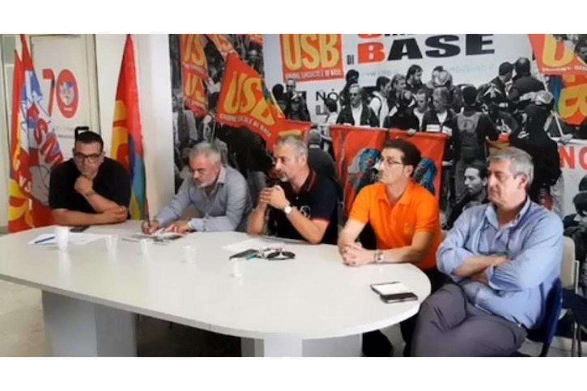 Ilva: Fiom e Usb torneranno a trattare solo se ArcelorMittal garantirà gli attuali livelli occupazionali