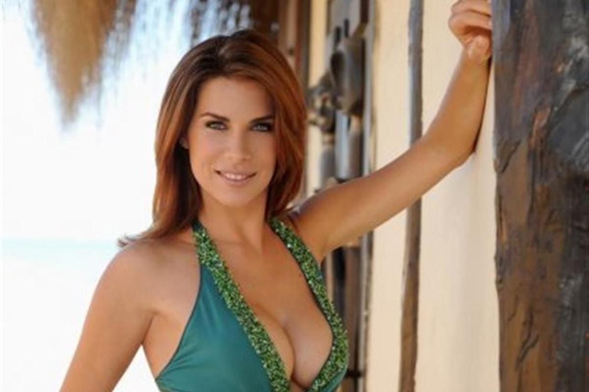Veronica Maya, preziosa riconferma di Miss Europe Continental 2018, le Olimpiadi della Bellezza