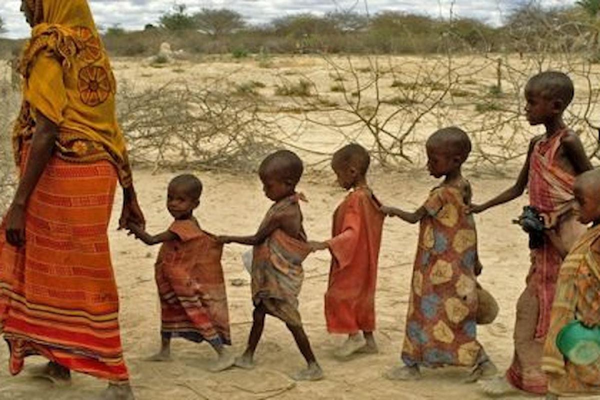 L'Onu avverte: 20 milioni di persone al mondo stanno morendo per fame e carestia