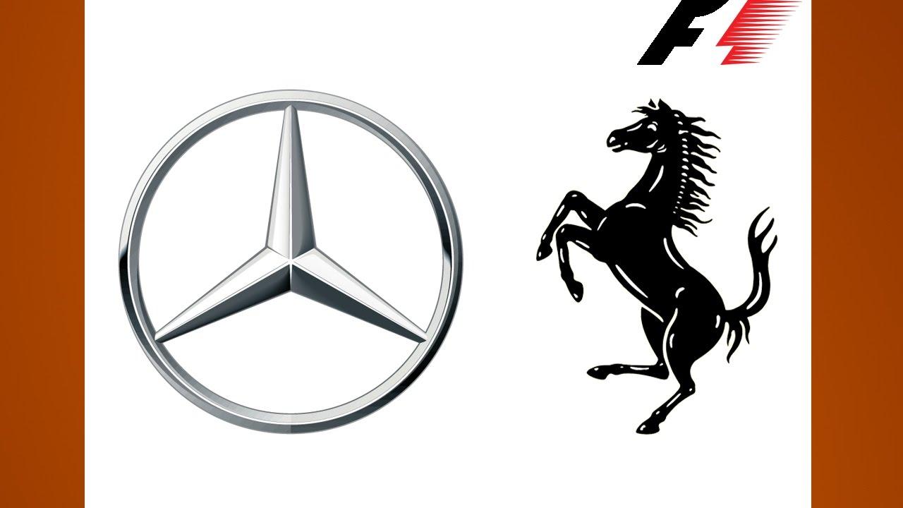 Mercedes sfotte Ferrari dopo il doppio titolo in F1, ma con un bel messaggio d'elogio finale...