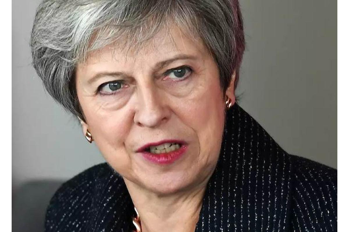 Brexit, Theresa May propone di estendere il periodo di transizione per trovare un accordo con l'Ue