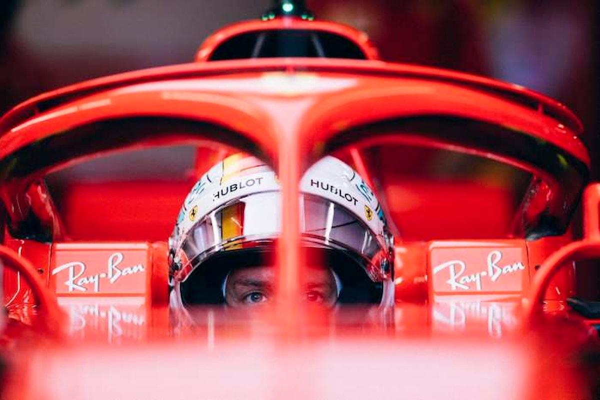 Formula 1. Si riparte dall'Australia con il solito Hamilton in pole. Subito dietro le Ferrari