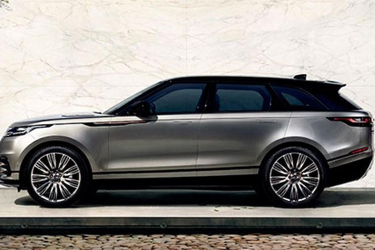 Prenotabili i test di guida per la nuova Range Rover Velar