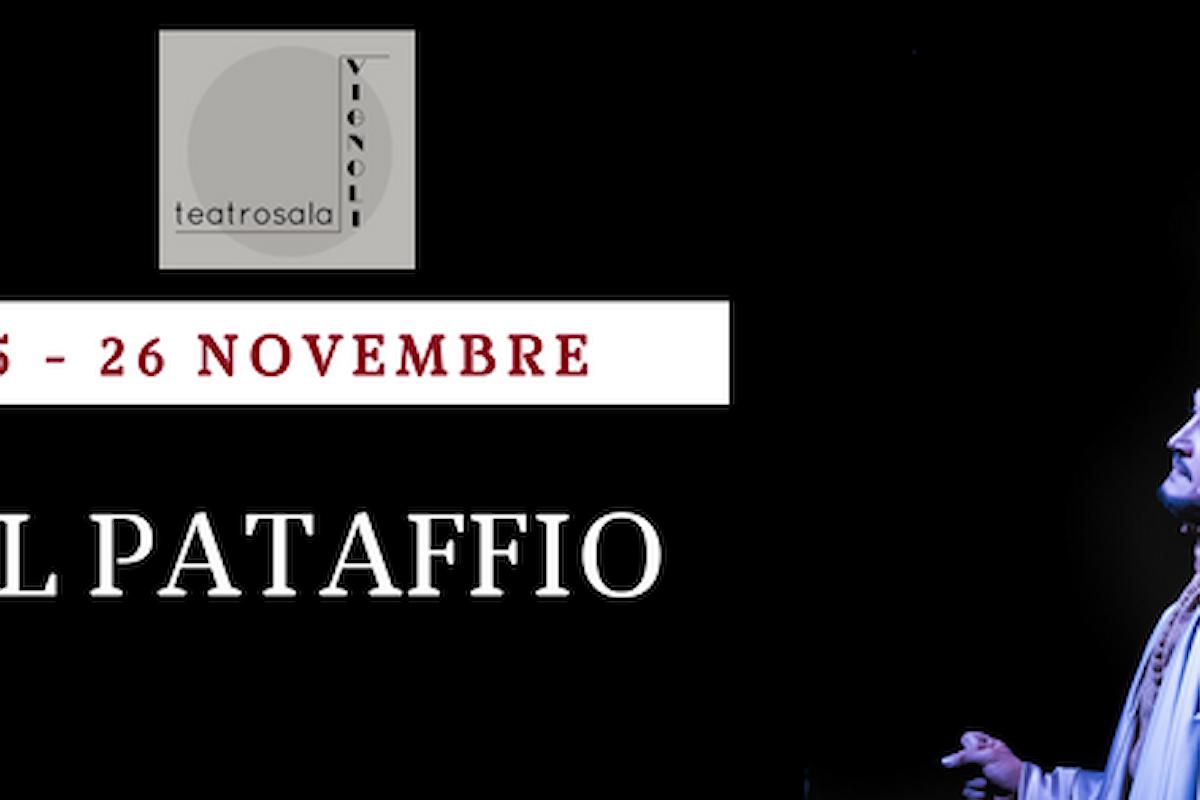 Il Pataffio. Teatro Sala Vignoli, 25 e 26 novembre 2017