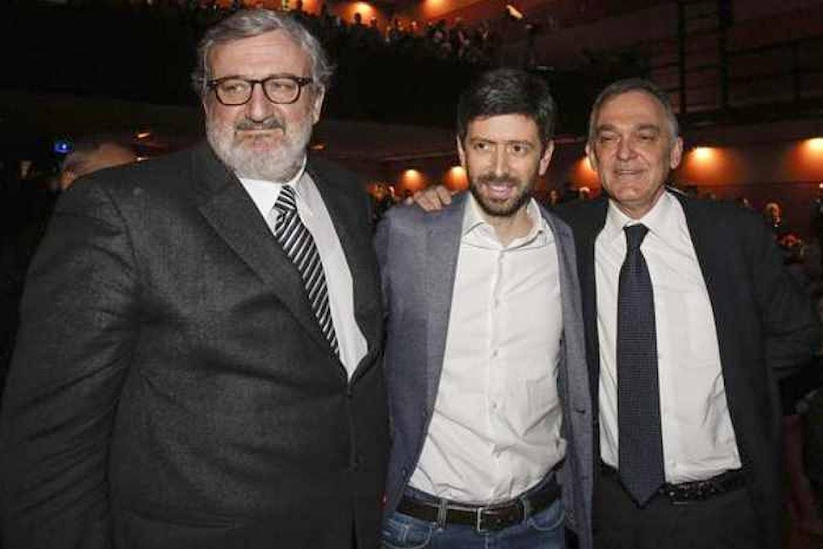 A Roma il minicongresso degli anti-Renzi con le proposte per evitare la scissione nel PD