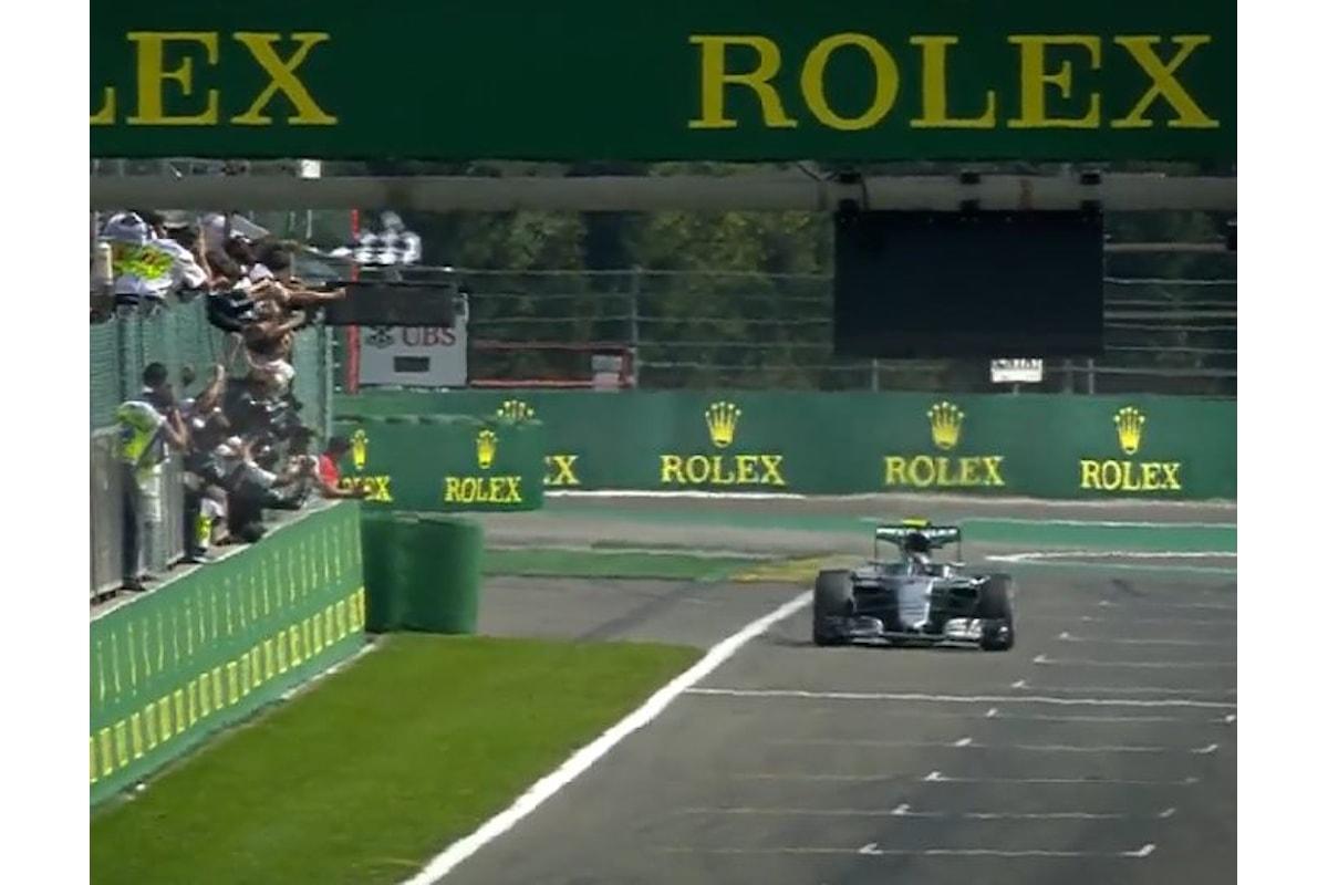 Formula 1. Hamilton si aggiudica il GP del Belgio 2017, ma solo di un soffio su Vettel che conserva la testa del mondiale