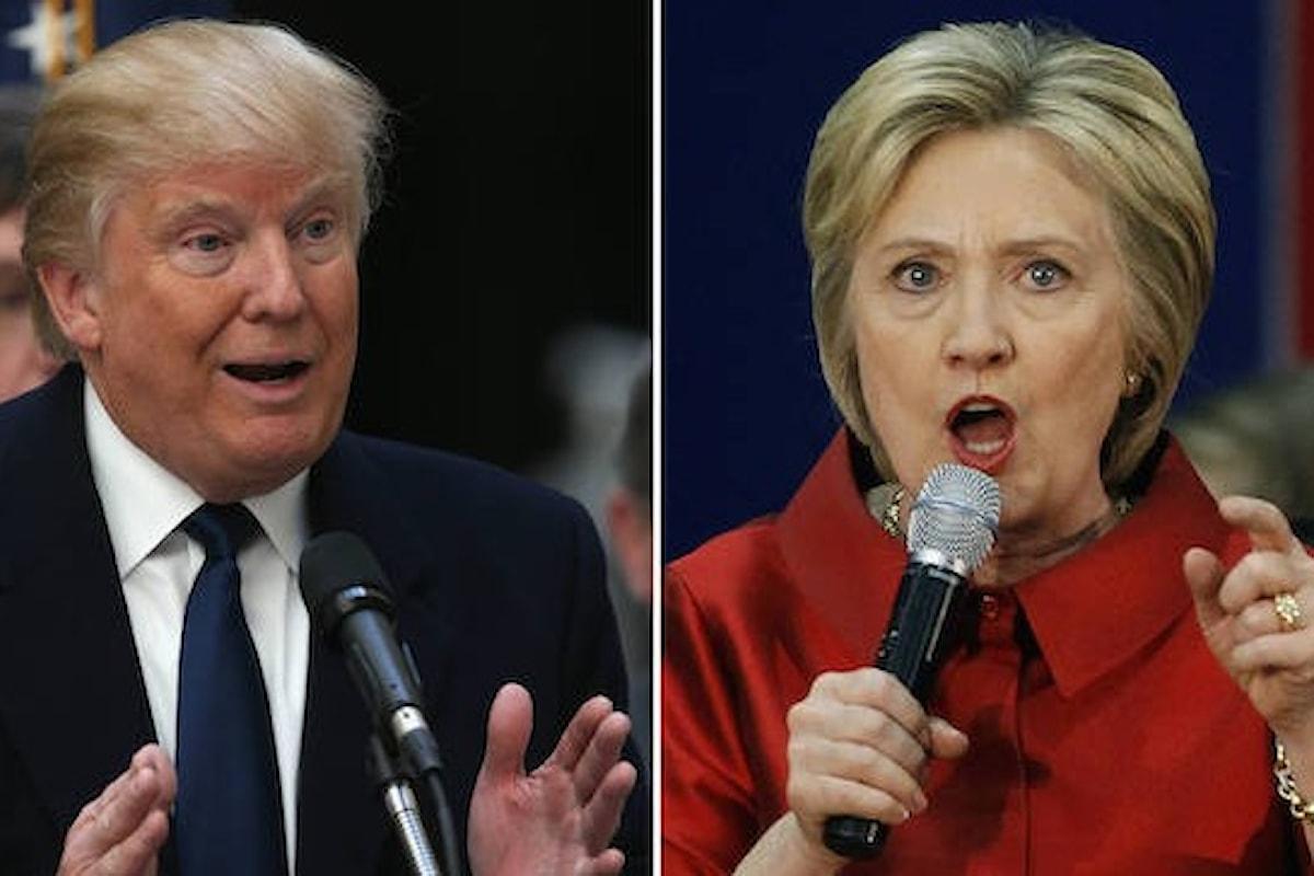 Clinton vs. Trump: a confronto i programmi dei due candidati per il rilancio dell'economia Usa