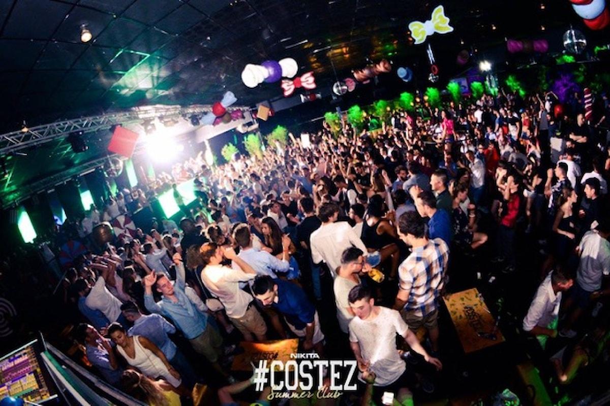 Nikita #Costez Telgate (BG): 15/7 Gianluca Motta, 16/7 Dr.Space