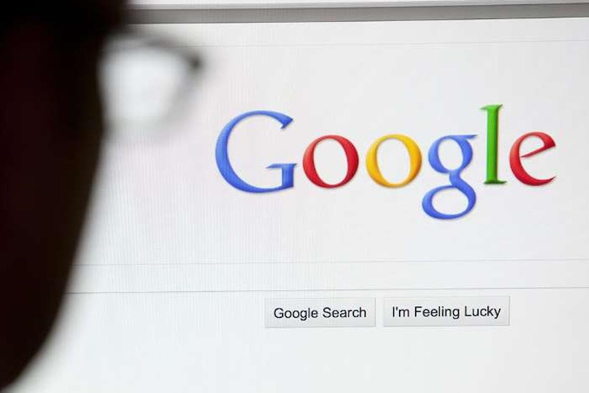 A breve un nuovo layout per i risultati delle ricerche su Google?