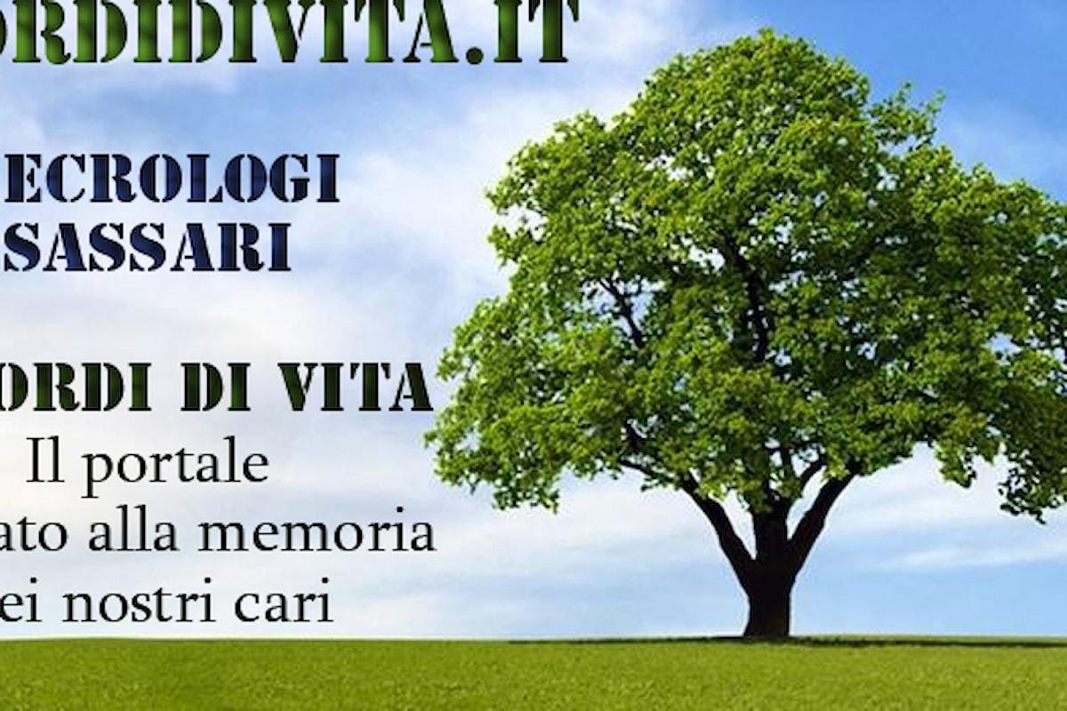 Necrologi Sassari