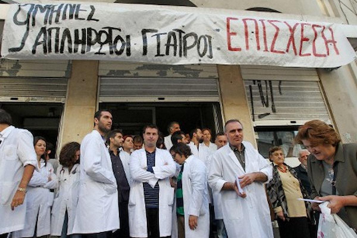 Com'è la situazione in Grecia oggi? Anche se non se ne parla più è sempre più tragica: i dati
