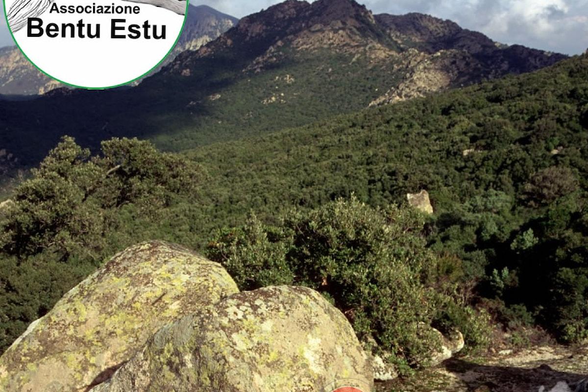 12 novembre, escursione nella bellezza del Monte Arcosu