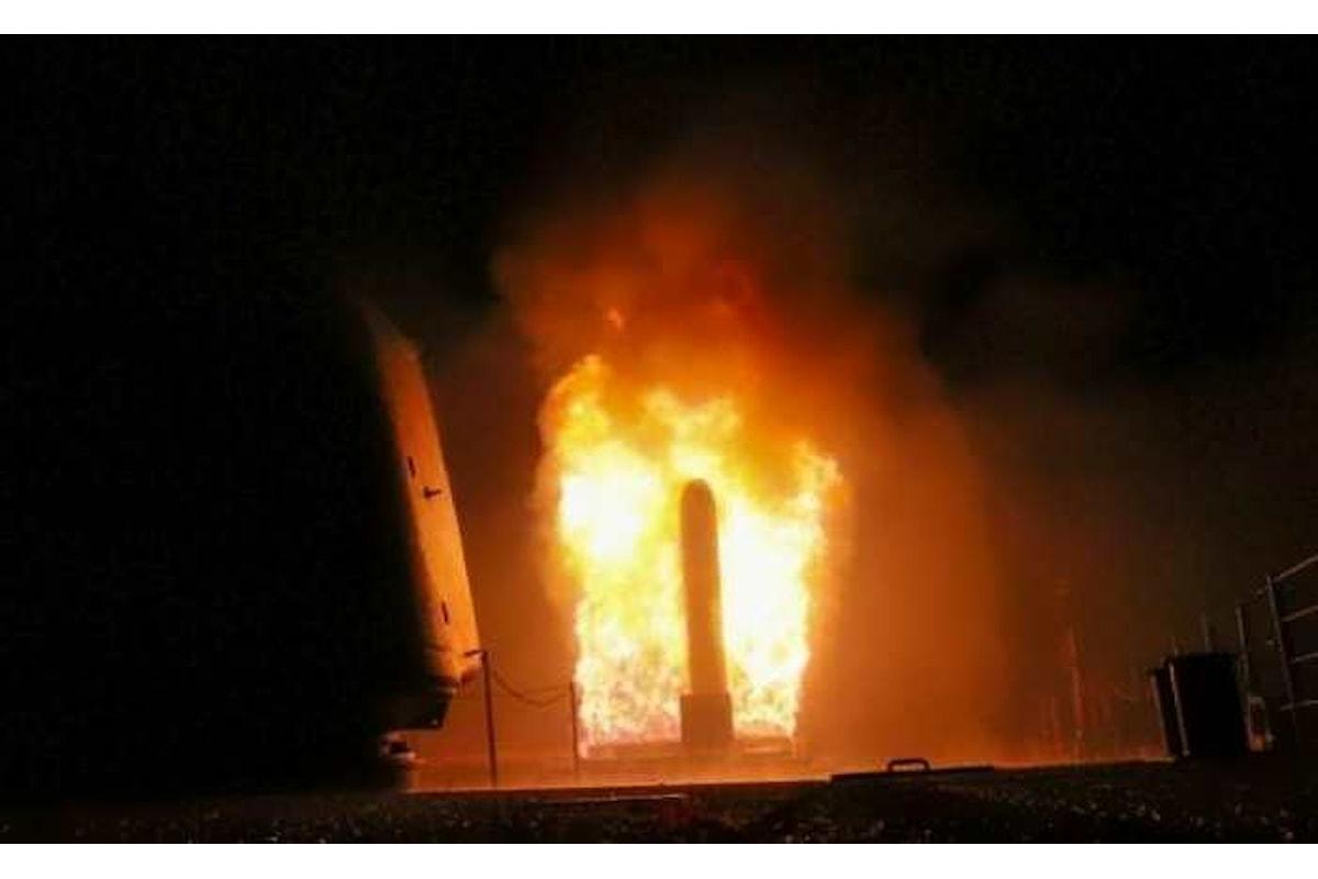 Il missile da crociera protagonista dell'intervento in Siria. L'Italia? In ogni caso fuori dai giochi