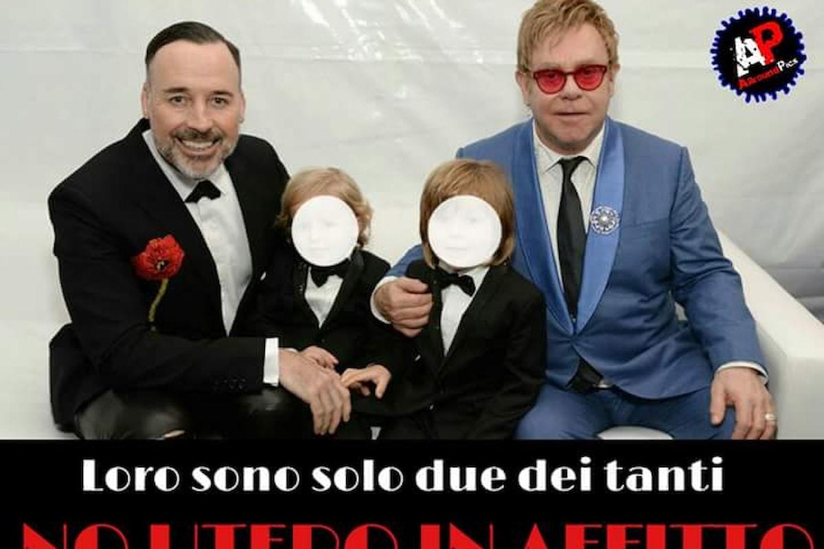 Elton John a Sanremo, spegniamo la TV.