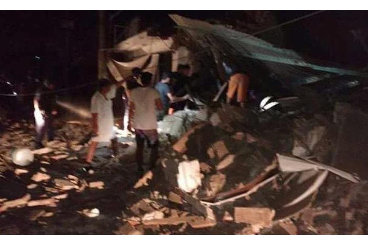 Un terremoto con magnitudo 8.4 causa uno tsunami di fronte alle coste occidentali del Messico