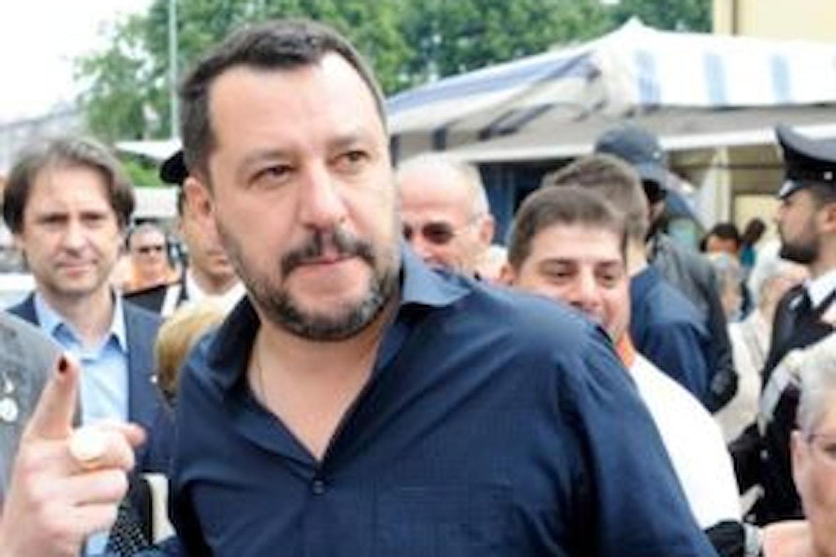 Matteo Salvini: elezioni subito