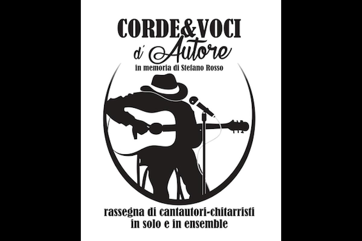 """""""CORDE & VOCI D'AUTORE"""" premio e rassegna di cantautori chitarristi"""