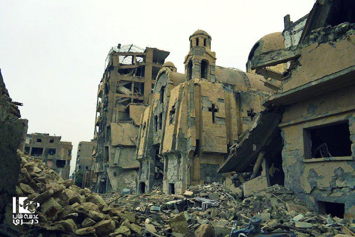 Siria: 135 morti in un attacco del'IS a Deir Ezzor