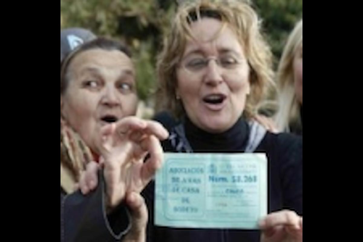 Sodeto (Spagna) il piccolo paese baciato dalla fortuna alla lotteria El Gordo nel 2012