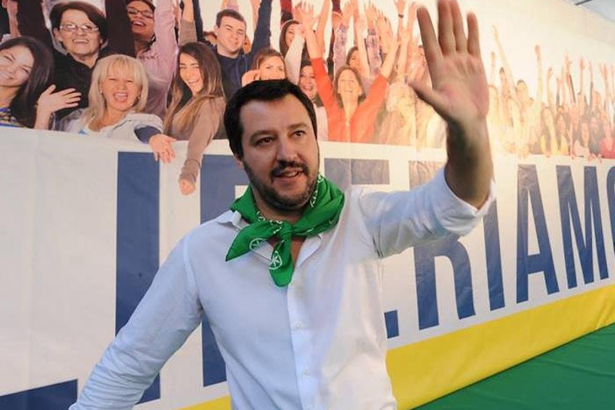 Salvini insite: bizzarro che non possa parlare con Mattarella